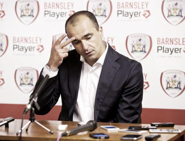 """Roberto Martinez: """"Stones not for sale"""""""