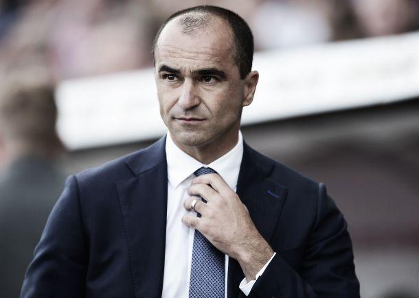 Roberto Martinez desperate to get back to winning ways