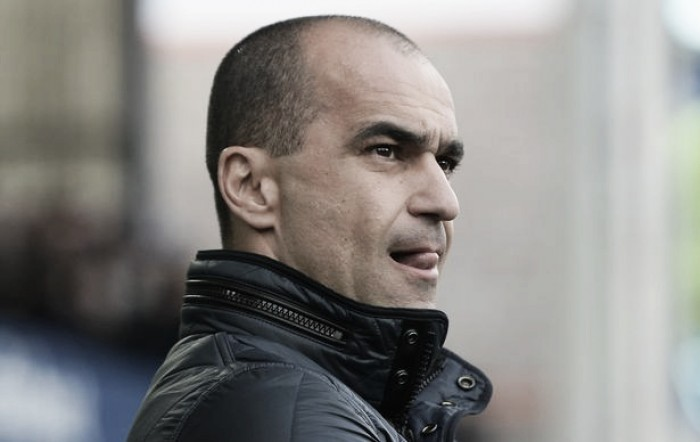 "Roberto Martinez believes it is ""time to achieve something special"" at Everton"