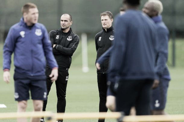 "Roberto Martinez: ""Let's focus on how good we can be"""