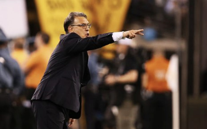 Ex-Argentina coach Martino hired by new MLS team in Atlanta