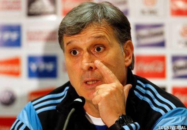 'Tata' Martino, cansado de responder los rumores sobre Messi