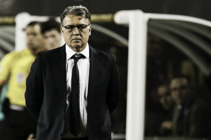 """Martino: """"Messi seguramente sea titular"""""""