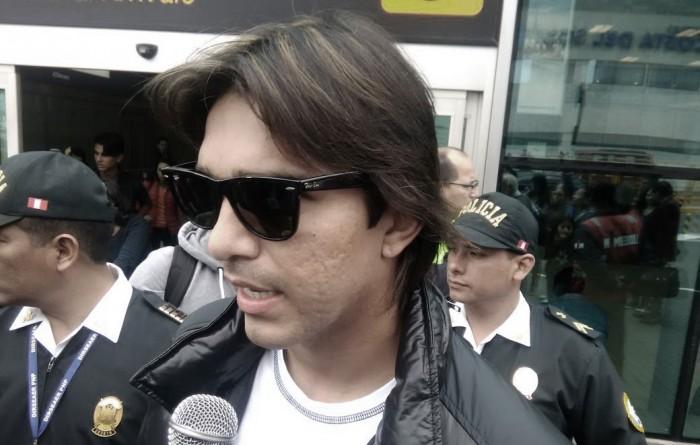 """Marcelo Martins: """"Es una injusticia, esos puntos los ganamos en la cancha"""""""