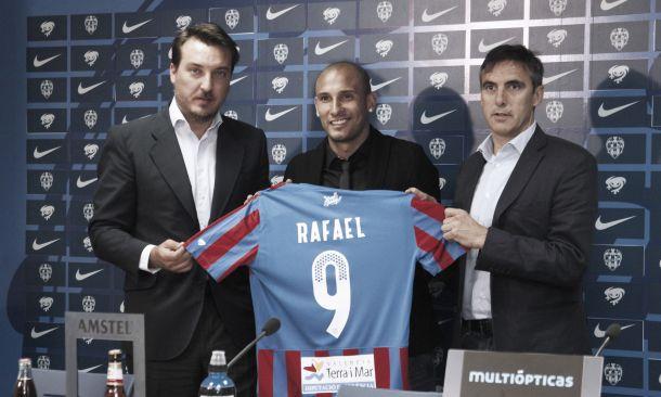 """Rafael: """"Siempre hago muchos goles"""""""