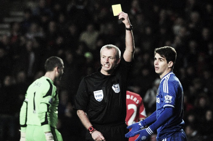 Officials announced for Southampton - Chelsea