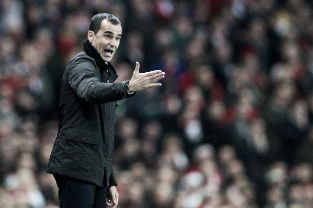 Martinez: Everton still in the market