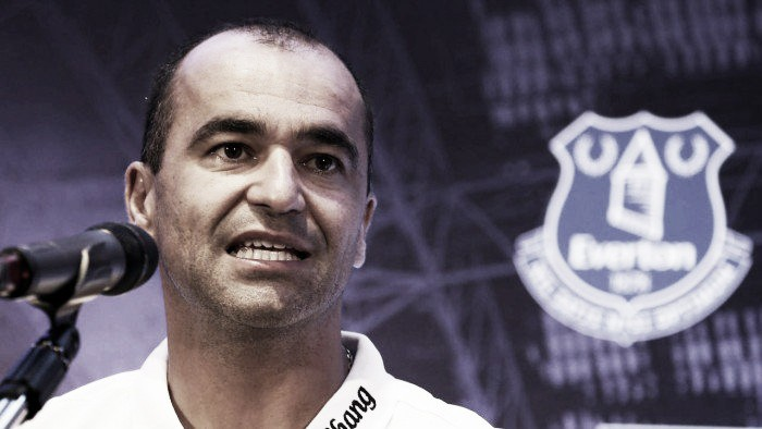 Roberto Martinez: When you are Everton, there are certain standards to reach