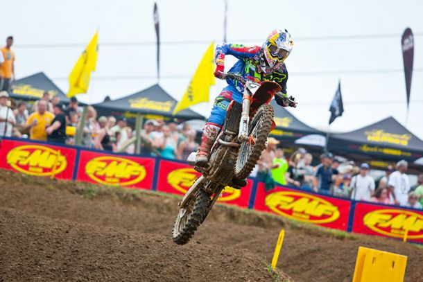 Motocross: Musquin Victorious At High Point