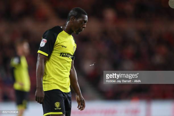 Burton Albion: Marvin Sordell retires from professional football aged 28