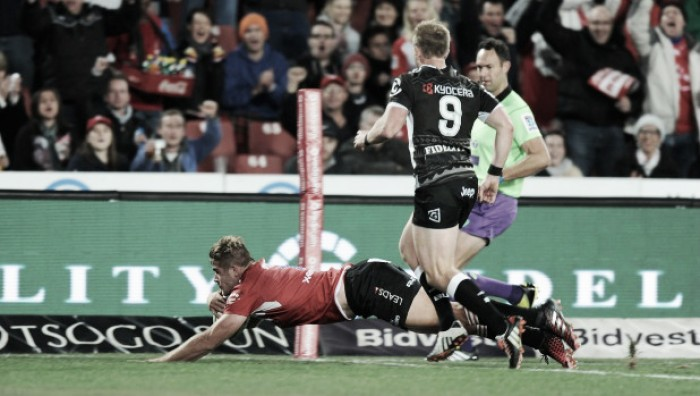 Super Rugby week 15 review: Lions top the log after dominating Sharks in Jo'burg