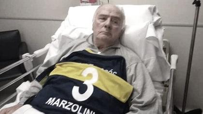Silvio Marzolini en grave estado de salud