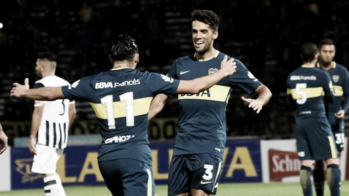 """Emmanuel Mas: """"Se me vienen dando los goles"""""""