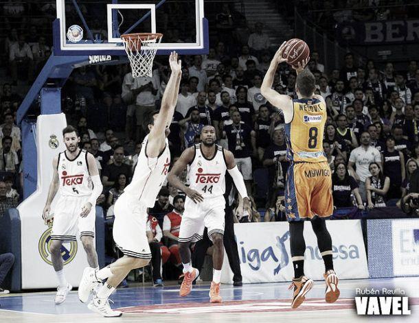 El Valencia Basket recurre ante el Comité de Apelación