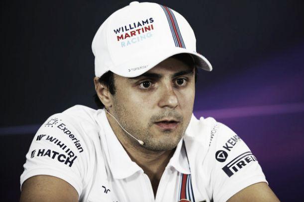 """Felipe Massa: """"A veces piensas en abandonar"""""""