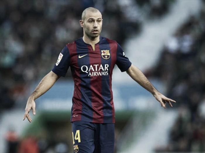 Diretor garante permanência de Mascherano no Barcelona e nega saída à Juventus