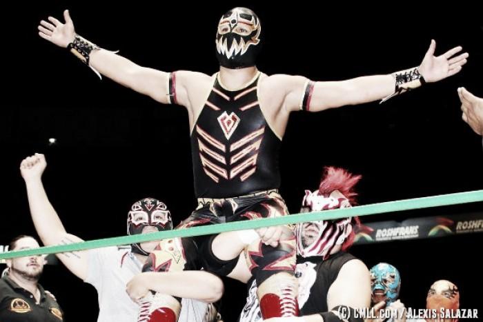 Se despide Máscara Dorada de la Arena México