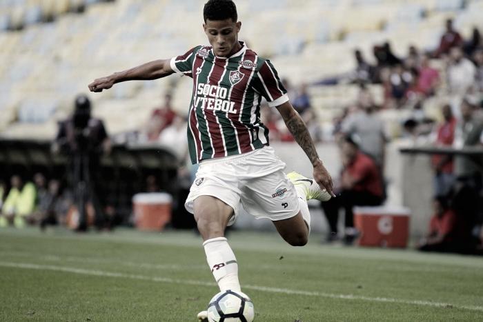 Revelado no Fluminense, lateral Mascarenhas é emprestado ao Botafogo-SP