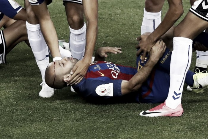 Análisis 2016/17: Javier Mascherano. La última chance del Jefe
