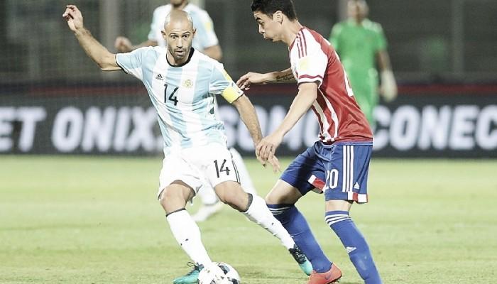 Mascherano, uno de los señalados con Argentina