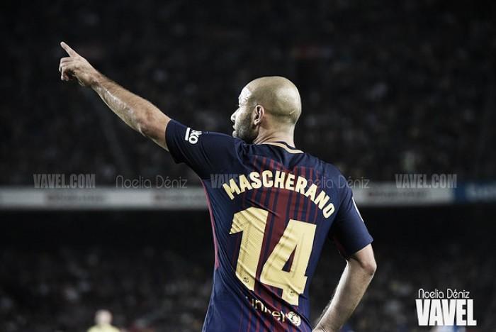 """Mascherano: """"No tengo que demostrar nada, sólo ser yo"""""""