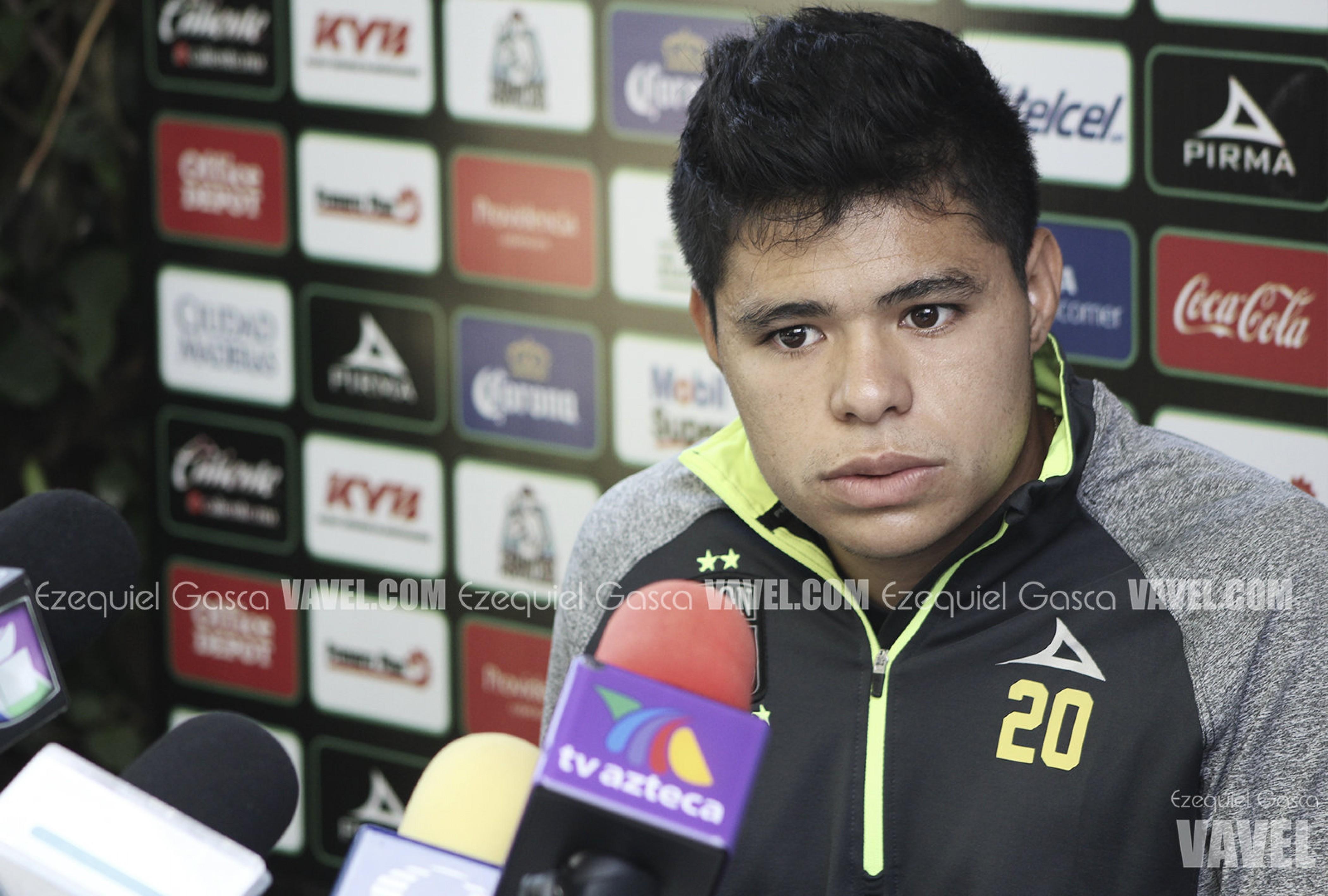 Quiere Mascorro responder a la confianza de Díaz