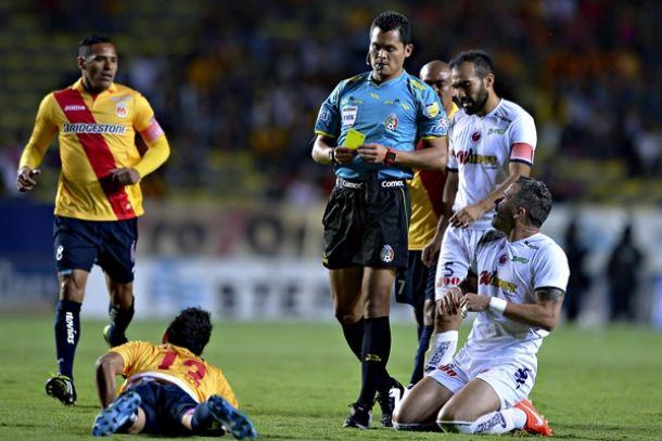 """Para Kuri el arbitro Pérez Duran es un """"pobre diablo"""""""