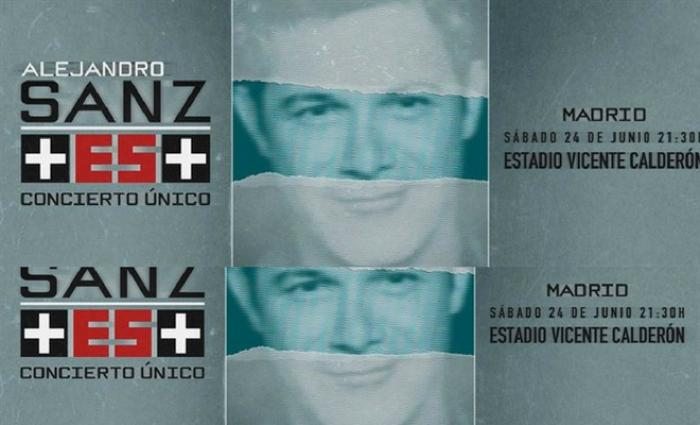 Alejandro Sanz, 'Más es más'