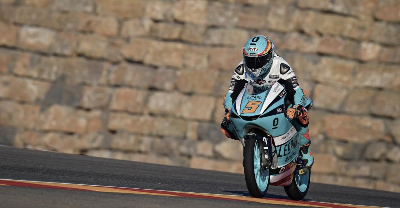 Jaume Masià gana el GP de Aragón / Foto: motogp.com