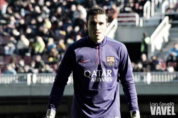 Jordi Masip pone rumbo al Real Valladolid