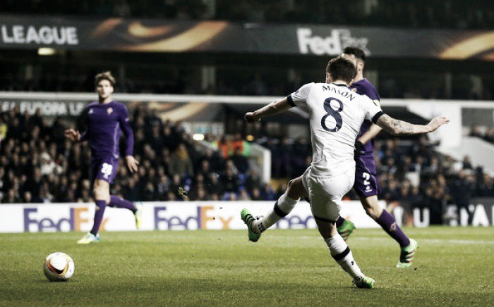 Tottenham Hotspur (4) 3-0 (1) Fiorentina: Spurs secure round of 16 spot with accomplished performance