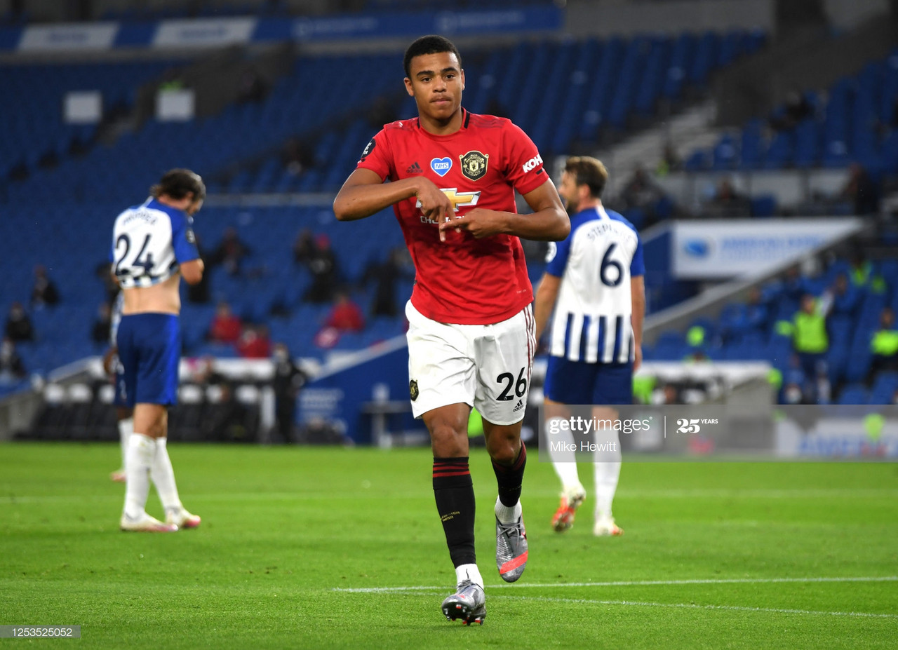 Brighton 0-3 Manchester United: Rampant Reds dominate in league again
