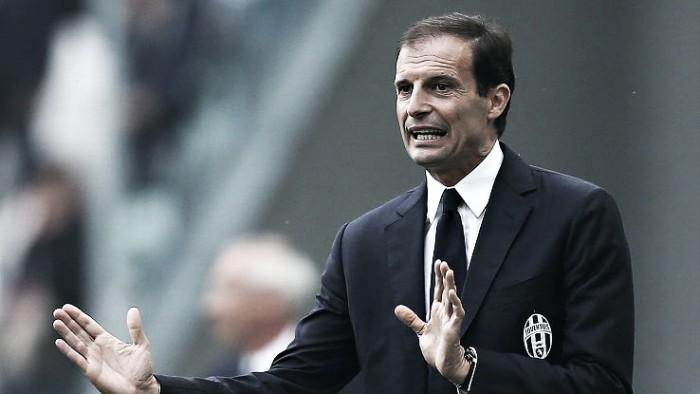 """Juventus, Allegri al CdS: """"Siamo favoriti per lo Scudetto, vogliamo anche Supercoppa e Coppa Italia"""""""