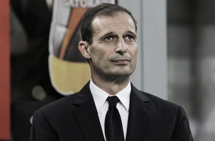 Allegri renova contrato com a Juventus por mais duas temporadas