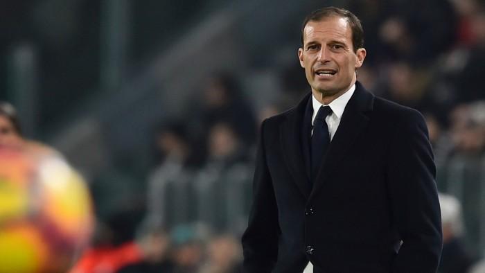 """Allegri: """"La Juve ha un DNA vincente. Bonucci? Scelta sua, non è colpa di nessuno"""""""