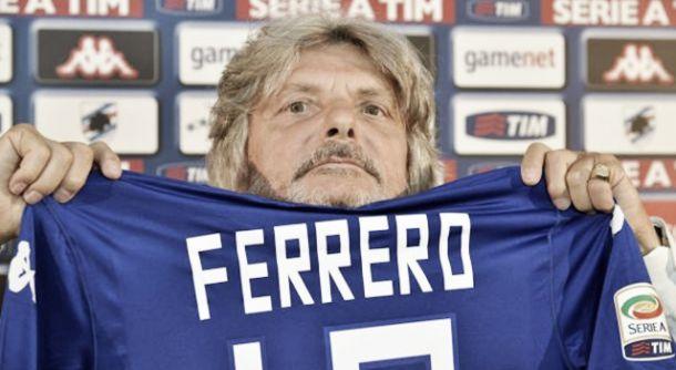 Sampdoria, Ferrero saluta Mihajlovic ed i tifosi, con il sogno Europa League