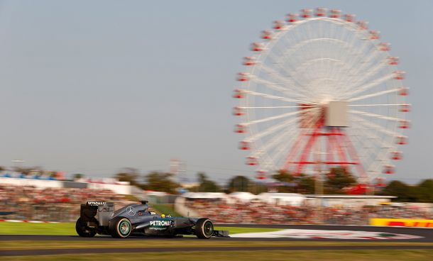 Japanese Grand Prix: As It Happened