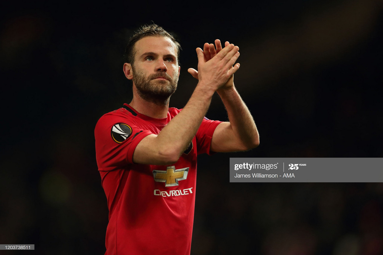 Juan Mata still has a part to play at Manchester United