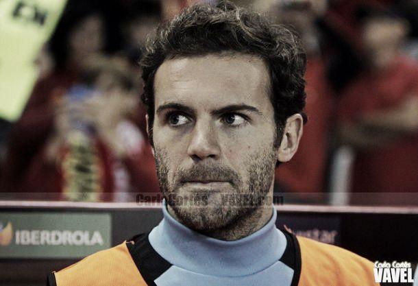 """Juan Mata: """"Me hace mucha ilusión volver a Oviedo y más en un partido crucial"""""""