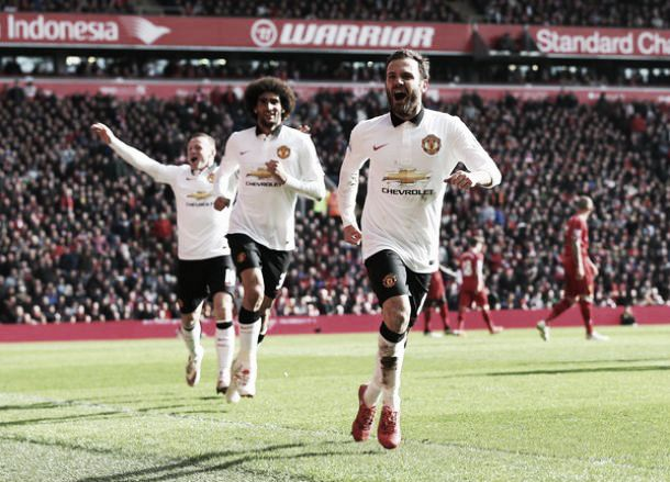 Juan Mata labels his two-goal performance as best in a United shirt