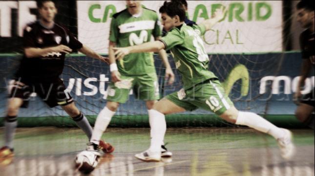 Inter Movistar golea a Lobelle, al que se le complica el final de temporada