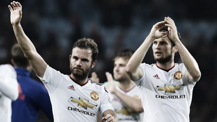 Report: Jose Mourinho to sell Daley Blind and Juan Mata