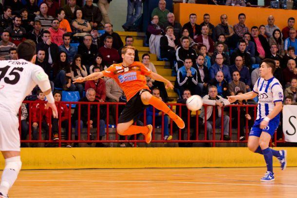 Montesinos Jumilla - Burela FS: finalísima por estar en el playoff