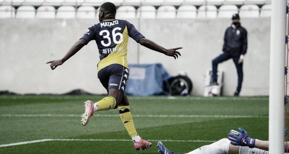 Monaco ainda sonha com título da Ligue 1 após vencer Reims fora de casa