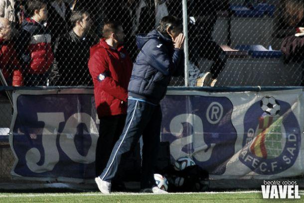 Mateo García dirigirá al Getafe B