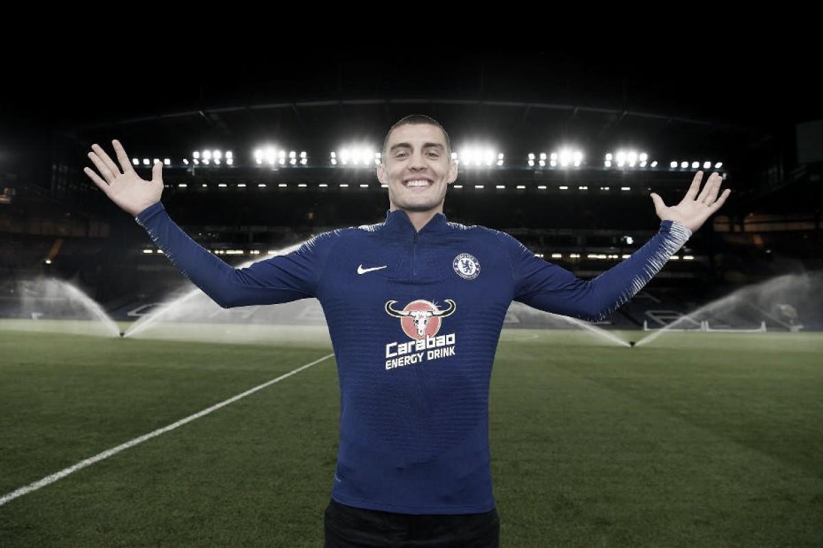 Mateo Kovacic, nuevo jugador del Chelsea