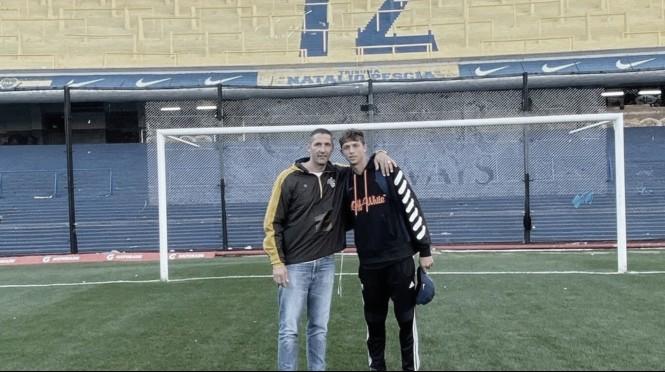 """Marco Materazzi: """"Hubiese jugado gratis en Boca, era mi sueño"""""""
