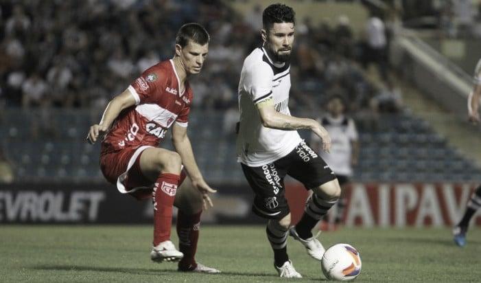 Após vitória na estreia, CRB enfrenta Ceará em clássico nordestino