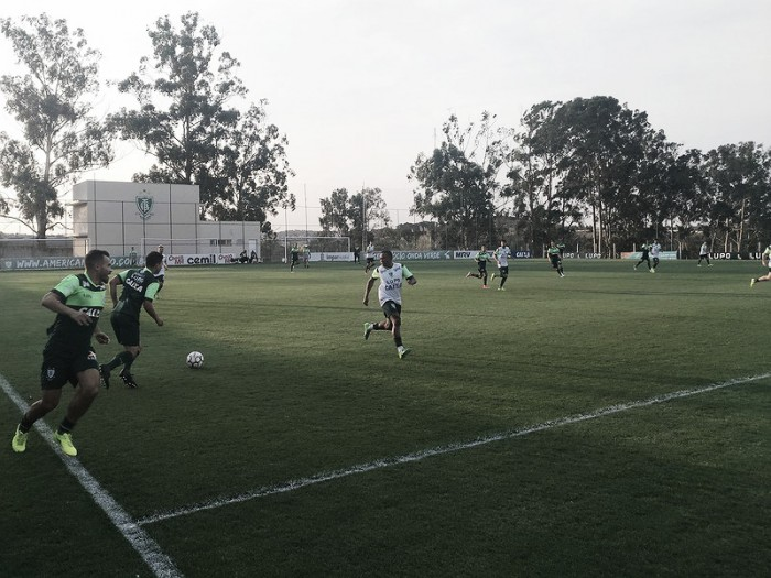 América-MG e Criciúma se enfrentam buscando recuperação após empates na Série B