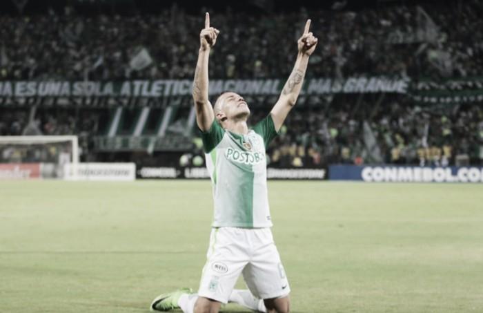 Mateus regresó, dio en la tecla correcta, y volvió la alegría al fútbol de Nacional